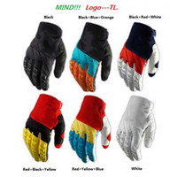 Cycling Gloves GP MX Motorcycle Bike Gloves Cycle Mitts Sili...