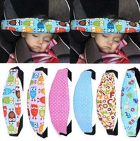 New Adjustable Baby Head Support Stroller Car Seat Fastening...