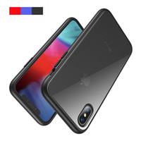 Premium TPU Bumper Case For iPhone X   XR   XS   XS Max HD C...