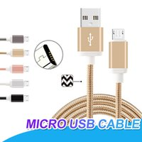 Micro USB Charging Cable Android 1M 2M 3M Type C High Speed ...