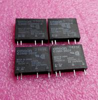 10 قطعة / الوحدة G3MB-202P G3MB-202P-5VDC G3MB-202P 5 فولت 2a 240 فولت ac المستخدمة ولكن في حالة عمل جيدة