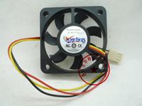 Original novo MB50101V2-000C-G99 A5010H12D 12 V 0.14A 5 cm 50 * 50 * 10 MM Duplo rolamento de esferas ventilador de refrigeração