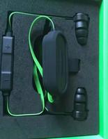 Hammerhead BT Gaming Headset Kulak Oyun Kulaklık Kulaklık HIFI Kulaklık Gürültü Iptal Paz Kulaklık Perakende Kutusu Ücretsiz Kargo