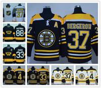 New Arrival. Boston Bruins Hockey 4 Bobby Orr 33 Zdeno Chara 37 Patrice  Bergeron ... 321b25a3d
