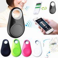 iTag мини смарт Finder Bluetooth трекер ключ беспроводной тег для домашних животных cat дети GPS сигнализации смарт-трекер анти-потерянный Искатель с розничной упаковке