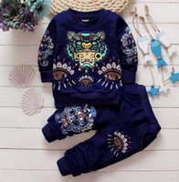 3colors 2020 New autumn Baby Clothing Sets 2PC suits fit 0- 4...