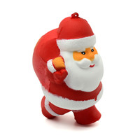 1PC New Squihsy Soft Soft Slow Rebound Santa Father Christma...
