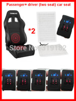 2 seats installed car seat heater , square 2- dial 5- level swi...