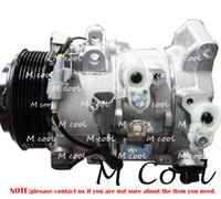6SBU16C Compresor de CA para Toyota Camry Avalon 3.5L 2005-2011 88320-33200 8832033200 8832007110 88320-07110 8831007060 8832033200