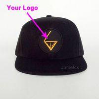Cappello snapback cappello da baseball personalizzato con ricamo snapback cappello da baseball personalizzato logo personalizzato da baseball