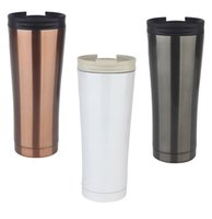 Vacuum mugs 350ml double wall 304 stainless steel mug thermo...