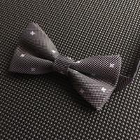 Boda comercial formal corbata de lazo de mariposa corbata de lazo de matrimonio masculino para hombres lote comercial