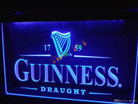 LE002-b Guinness Logotipos Da Cerveja Do Vintage Bar Neon Light Sign home decor loja de artesanato levou sinal