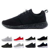 2018 Run Tanjun Chaussures Noir Blanc Rouge Gris Sneakers Hommes Femmes Sports Running Shoes London Olympic Runs Chaussures Jogging Mens Trainer Taille 36-45