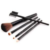M @ C Makeup Brushes 5 فرشاة مجموعات أدوات ماكياج الوجه فرشاة التجميل مع فرش ماكياج الشعر النايلون أعلى جودة