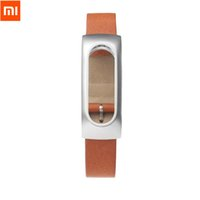 Fast Ship Original Xiaomi Mi Band 1 Genuine Leather Wristban...