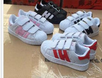 Hot Sale Fashion baby Casual Shoes Superstar Female Sneakers...