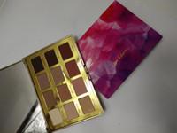 Nuevo maquillaje CALIENTE Tartelette en la floración arcilla paleta de sombra de ojos 6 colores paletteHigh Rendimiento Naturals envío