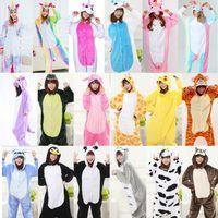 Donne caldi pigiami unicorno sleepwear adulto inverno coppia pigiama unicorno animali pigiama pigiama femme pijama licorne onesis