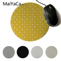 MaiYaCa Geometric Square Gamer Speed Mice Retail Small Rubbe...