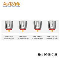 Ijoy DMB-Mesh Coil DMB-DM DM-C1 C2 Катушки, пригодный для IJOY Алмазный мини-Kit Алмазный Детские Tank 100% оригинал
