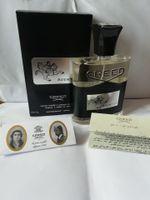 Nuovo profumo di incenso del credo per uomo120ml con tempo di lunga durata Buono odore di alta qualità shopping gratuito