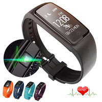 S1 Smart Bracelet IP67 Waterproof Heart Rate Monitor Bluetoo...