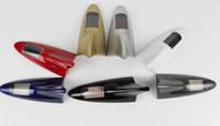 자동차 장식 조명 태양 상어 핀 안테나 지붕 뒷 날개 수정 램프 안티 테일링 LED 깜박이 8 램프
