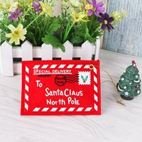 Xmas Non- woven Envelope for Christmas Decoration Christmas C...