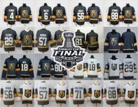 2018 Stanley Cup Vegas Golden Knights 18 James Neal 29 Marc-...