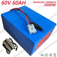 60V 60AH 3000W Electric Bike Battery use for SAMSUNG Cell 60...