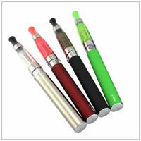 CE4 EGO Blister Kits de démarrage E Cigarette Kit Clearomizer Atomiseur 650 900 1100mAh EGO T Ecig Batterie pour huile Vape Pen Cartouches Vaporizer