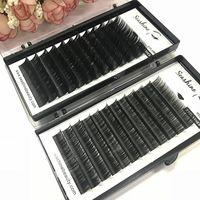 Extensión clásica de la pestaña de Seashine Pestañas individuales Precio sintético barato del precio de fábrica del pelo de Corea Envío libre de la gota