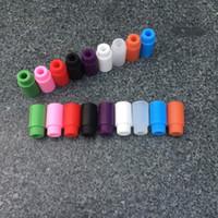 Embout en silicone jetable Embout en plastique jetable Embouts de test en caoutchouc de silicone Testez les pointes de goutte à goutte pour le réservoir de cig