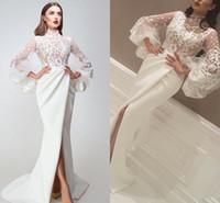 Yousef Aljasmi Labourjoisie Abiti da sera Dress Prom Dress Abiti da Cerimonia da Sera Formal Long Julia Surmaid Sirena