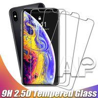 Protector de pantalla de vidrio templado para un nuevo iPhone 12 11 Pro XR XR XS MAX X 8 PLUS SAMSUNG GALAXY S9 LG V20 sin paquete