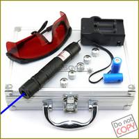 SDLasers عالية الطاقة BD609 مرئية شعاع 450nm قابل للتعديل التركيز الليزر الأزرق مؤشر القلم ضوء الليزر شعاع الليزر الأزرق العسكري