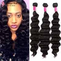 Brazilian Indian Peruvian Malaysian virgin remy human hair l...