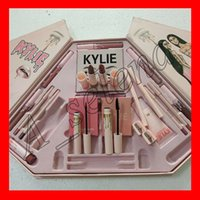 Kylie Cosmetics 21 in 1 Pink Collection Makeup Big Box INTER...