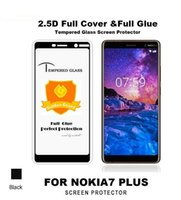 For Nokia 7. 1 Plus Tempered Glass For Huawei P20 Motorola Mo...