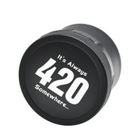 The 420 Grinders Metal Grinders For Dry Herb 4 Layers 63mm 2...