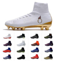 2018 Mercurial Superfly V MD FG Mens Soccer Shoes Best Sale ...