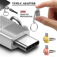 Type C Male To Micro USB Female Data Sync Charging Converter...
