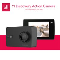 International YI Discovery Action Kamera interpoliert 4K 20fps 8MP 16MP wasserdichte WIFI 1080 P 60fps Sport Kamera