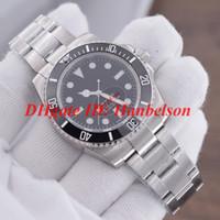 ee2d8070342 Homens de marca de luxo assistir 114060-97200 moldura de cerâmica 2813  movimento mecânico automático