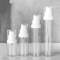 30ml 60ml 80ml 100ml spray de plástico Garrafa névoa pulverizador Cosmetic garrafa bomba de loção recarregável para o curso F846