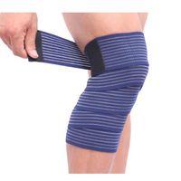1 PCS Bandage Élastique Bande Sport Genou Soutien Strap Protège-tibias Protecteur Pour La Cheville Jambe Poignet Wrap 180 cm