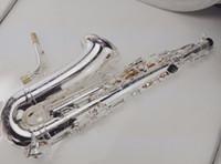 YANAGISAWA Japon Yeni 901 Gümüş Kaplama Alto Saksafon Satış Promosyonu Ağızlık Ücretsiz Kargo Ile Müzikal Yanagisawa Aletleri