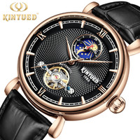 New Mechanical Watches Men Automatic Moon Phase Waterproof H...
