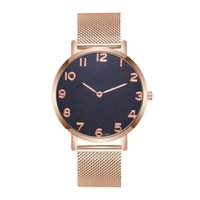 Mode Mann heißen Verkaufs-Weinlese-Kristalledelstahl-analoge Quarz-Armbanduhr Männer Qualitäts-Feminino Uhren Männer